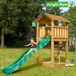 Jungle Cottage Jungle Gym